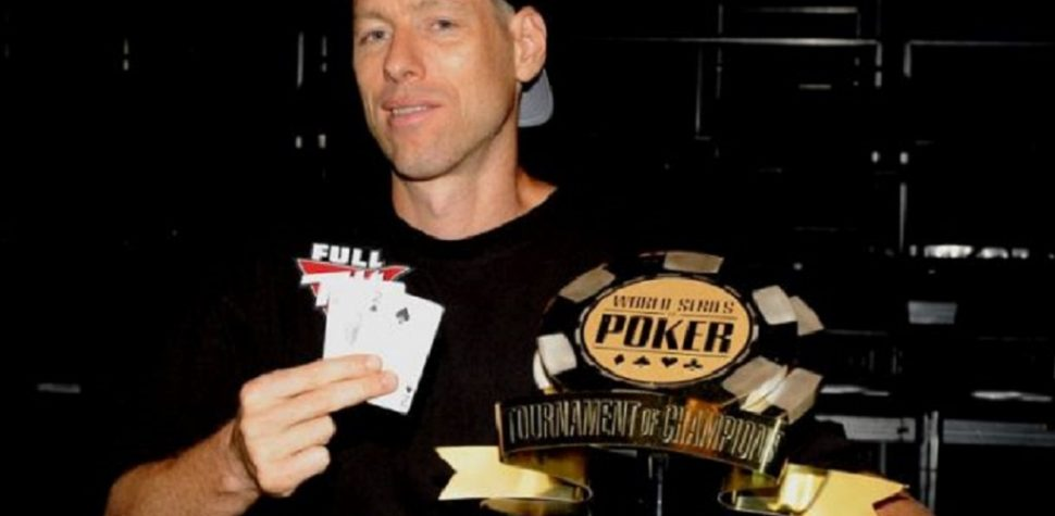 Huck Seed Is The Newest Inductee Into Poker Hall of Fame!