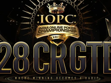 The Indian Online Poker Championship Is Back From 14-31 January