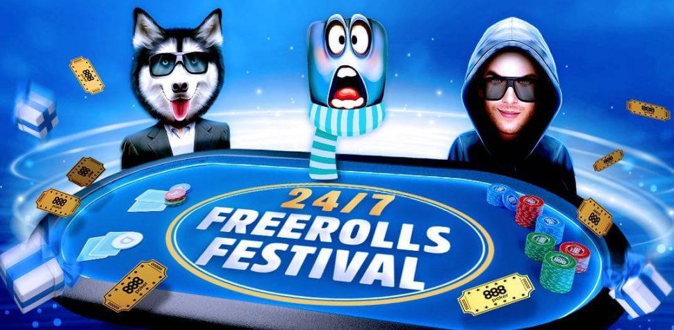 888Poker Best Freeroll Poker Tournament
