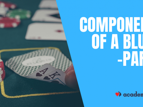 Poker Academy — Components of a Bluff -Part 1
