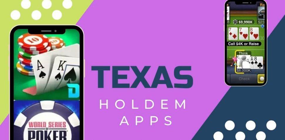 texas holdem poker app