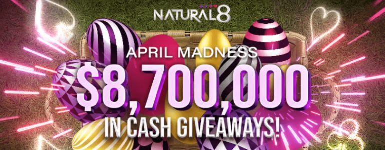 natural8-spring-bonanza-to-feature-massive-150-million-guarantee