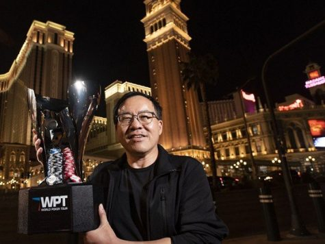 Qing Liu memenangkan Acara Utama Venesia WPT