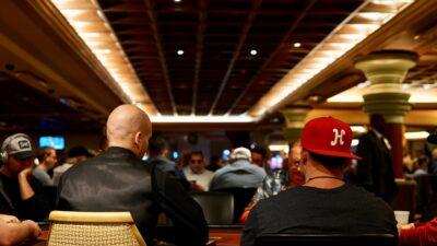 fear live poker
